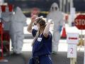 KORONAVÍRUS Obavy vo svete narastajú: USA zaznamenali ďalší rekordný nárast prípadov