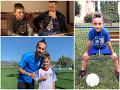 Osudom ťažko skúšaný chlapček z JOJ-ky: Týrali ho, dusili a hodili o stenu... Marek Hamšík mu splnil jeho najväčší sen!