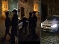 KORONAVÍRUS Bratislavskí policajti kontrolovali prevádzky: Nečakaný úlovok!