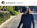 Eva Longoria so svojim milovaným synčekom.