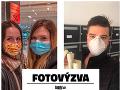 KORONAVÍRUS Ľudia sa spojili, výzva na boj proti nákaze: FOTO Dobrovoľná karanténa a rúška na tvári!
