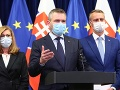KORONAVÍRUS Pellegrini vyhlásil núdzový stav: ZOZNAM nemocníc, ktorých sa opatrenie týka