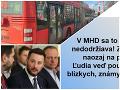 KORONAVÍRUS Nezodpovednosť v bratislavskej MHD: Podnik vydal nariadenia, no cestujúci bijú na poplach