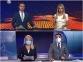 KORONAVÍRUS Televízie zaviedli prísne opatrenia: Jojkári s rúškami už aj pred kamerami... Markizáci len v zákulisí!