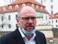 KORONAVÍRUS Prioritou Richarda Sulíka bude zmiernenie vplyvu koronavírusu na ekonomiku