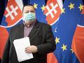 Bratislava žiada hlavného hygienika Jána Mikasa o stanovisko ku komunálnemu odpadu