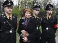 Simona Stašová vo filme Lída Baarová