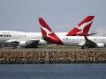 Najväčšia austrálska letecká spoločnosť Qantas pozastaví všetky medzinárodné lety.