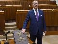 Boris Kollár pre mimoriadnu situáciu vyzýva opozícu a koalíciu na spoluprácu