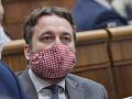 Ľuboša Blahu nezvolili za šéfa výboru! Koalícia bola proti: Predsedu musia voliť nanovo