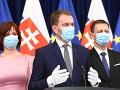 VIDEO Nový premiér Matovič bude pracovať aj v nedeľu: Po vláde informuje o najvyššom počte nakazených