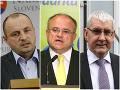 Predstavujeme nových tajomníkov vo vláde: Vyšetrovateľ kauzy Gorila či veľký návrat do SaS