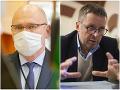 KORONAVÍRUS Opatrenia vlády voči ochoreniu: Miklošovi sa návrhy pozdávajú, iní bijú na poplach