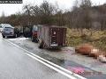 FOTO V Košickom kraji havarovali opití vodiči: Pri nehode zahynula krava