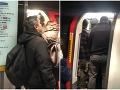 KORONAVÍRUS Zábery ako zo zlého sna! Londýnčania cestujú v preplnenom metre, silný odkaz starostu