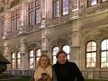 Ady Hajdu s manželkou Jankou