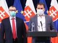 KORONAVÍRUS Premiér Matovič oznámil