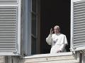 KORONAVÍRUS Pápež sa modlil za zastavenie pandémie koronavírusu SARS-CoV-2
