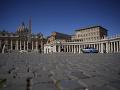 Námestie sv. Petra vo Vatikáne