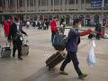 KORONAVÍRUS Čína zakáže cudzincom od soboty vstup do krajiny