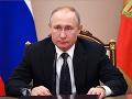 Zásadné zmeny v ruskej ústave: Zlá správa pre Putina, viac ako polovica Rusov je proti