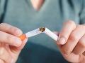 KORONAVÍRUS Prestaňte fajčiť! Po spoločnej výzve lekárov si už nezapálite