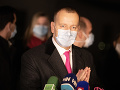 Boris Kollár počas mediálneho