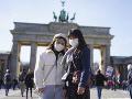 KORONAVÍRUS Nemecko nezmierni opatrenia proti šíreniu nákazy skôr ako 20. apríla