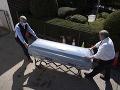 KORONAVÍRUS Španielska armáda bude pomáhať s prevozom tiel obetí pandémie