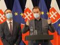 Na Úrade vlády SR rokuje koaličná rada, rieši ekonomické opatrenia
