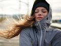 Počasie potrápi celé Slovensko: Pozor na silný vietor, ale aj na snehové jazyky