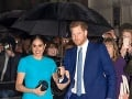 Meghan Markle a Harry