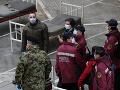 KORONAVÍRUS Srbsko zvažuje 24-hodinový zákaz vychádzania, pomoc dostáva hlavne z Číny