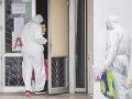 KORONAVÍRUS Hasiči ukončili odber vzoriek v karanténnom zariadení v Gabčíkove