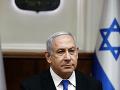 KORONAVÍRUS Izraelský premiér a jeho spolupracovníci idú do domácej karantény
