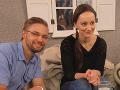 Přemysl Boublík a Karin Olasová