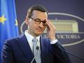 KORONAVÍRUS Vrchol pandémie v Poľsku nastane v máji alebo v júni, tvrdí Morawiecki