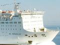 KORONAVÍRUS Loď s nakazenými pasažiermi umiestnili do karantény