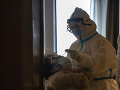 KORONAVÍRUS Čína hlási 11 nových prípadov nákazy: Južná Kórea desať