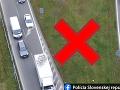 Vodiči, POZOR na zásadné zmeny: VIDEO Chaotické zipsovanie sa skončilo, záchranárska ulička je povinnosťou