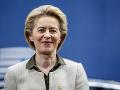 Zmeny v dohode o brexite by porušili medzinárodné právo, povedala Von der Leyenová