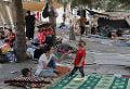 KORONAVÍRUS Utečenecký tábor dali