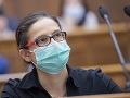 Mená nominantov do Súdnej rady budú predstavené v najbližších dňoch, informovala Kolíková