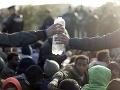 KORONAVÍRUS Utečenecký tábor dali do karantény, nakazených je najmenej 20 obyvateľov