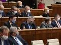 Parlament pracuje na plné obrátky: Plénum bude rokovať, až kým neprejde všetky body