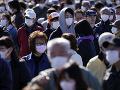 KORONAVÍRUS Japonsko hlási prípady zmutovaného vírusu: Zastavuje vstup cudzincov do krajiny