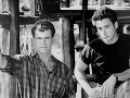 Mel Gibson a Robert Downey Jr. v roku 1990