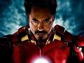 Robert Downey Jr. sa stal Iron Manom.