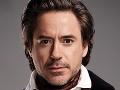 Robert Downey Jr. získal aj úlohu Sherlocka Holmesa.