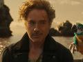 Robert Downey Jr. ako Dollitle